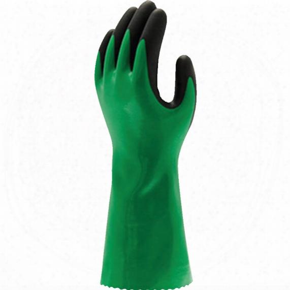 Showa 379 Size 9 Nitrile Glove