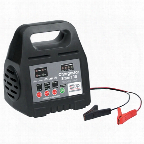Sip 03981 Chargestar 18 Charger & Maintainer