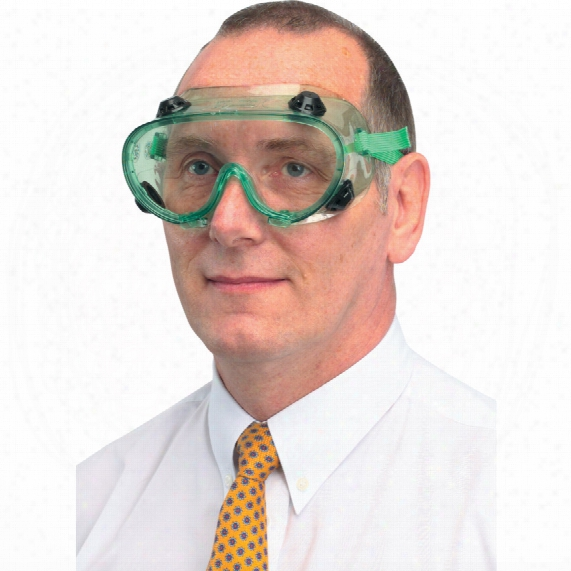 Sitesafe Safety Goggles Anti Chemical Splash & Impact