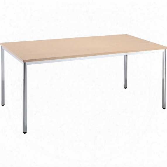 Summit Rectangle Conference Table Beech