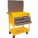 Yamoto 4-Drawer Industrial Service Cart