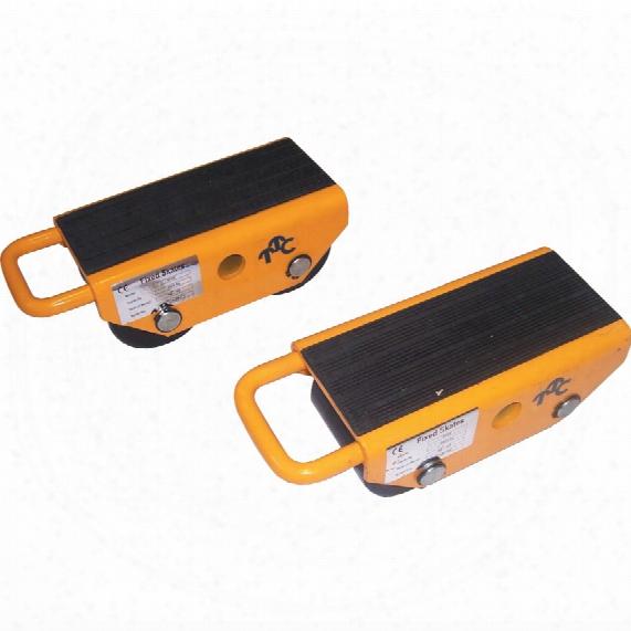 Ttc Lifting Gear Sf30 Fixed Type Skates 3.0t Capacity