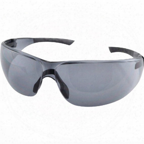 Tuffsafe Pacific Black Spectacles Smoke Lens W/t Af