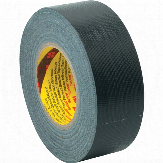 3m 3903i Black Vinyl Duct Tape 50mmx50m