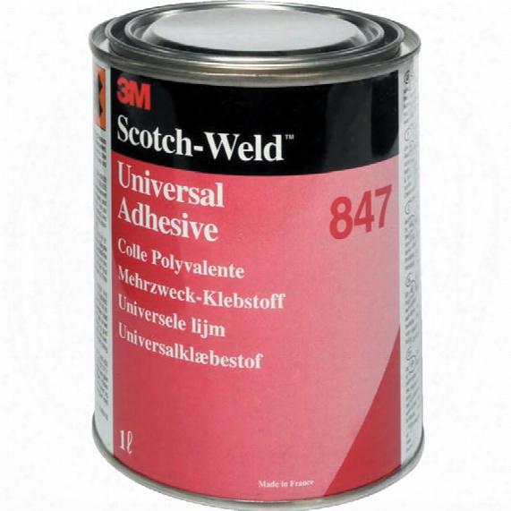 3m 847 Adhesive 1ltr
