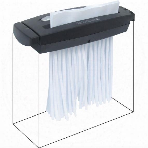 Fellowes Bin Top Straight Cut Document Shredder