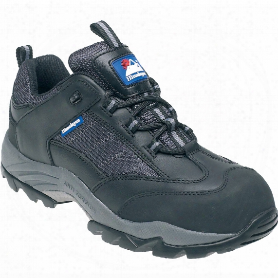 Himalayan 4030 Black Safety Trainers - Size 11
