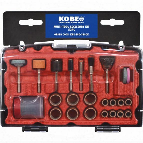 Kobe Multi-tool Accessory Kit 53pc