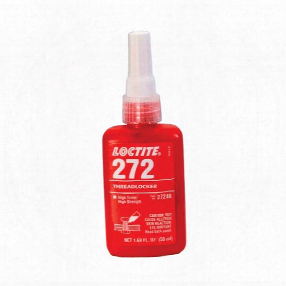 Loctite 272 High Temp Adhesive 50 Ml