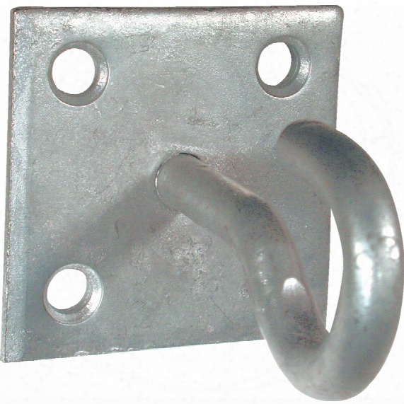 Matlock 50mm X 50mm Hook On Plate Galvanised