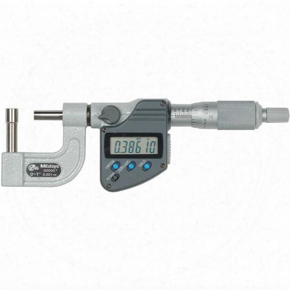 Mitutoyo 317-351-30 Digimatic Micrometer