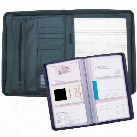 Offis Conference Folio & Business Card Holder