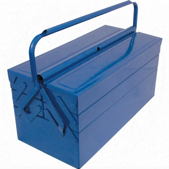 "Senator 17"" 5-tray Cantilever Home Improver Toolbox"