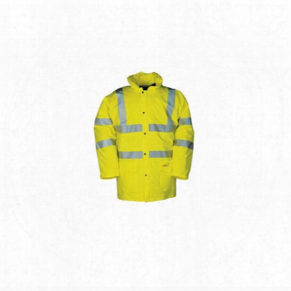 Sioen 7650 Tacana Yellow Jacket - Size 2xl