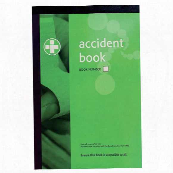 Sitesafe Accident Book