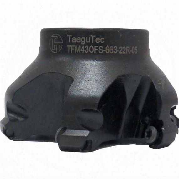 Taegutec Tfm430fs663-22r-05 Chasem Ill Cutter