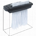 Fellowes Bin Top Straight Cut Document Shredder
