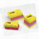 Post-It Notes 127X76Mm (5X3) Neon Rainbow 655-Tfen (Pk-6)