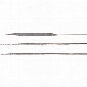 """Senator 160Mm (6.5"""") Knife 80/120 Diamond Needle File"""
