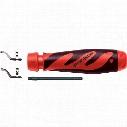 Swissburr B Hand Deburring Set 4-Pc E