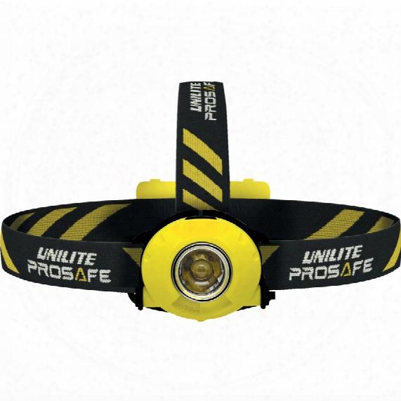 Unilite 350 Lumen Luxeon Rebel Led Focus Headlight 3xaa