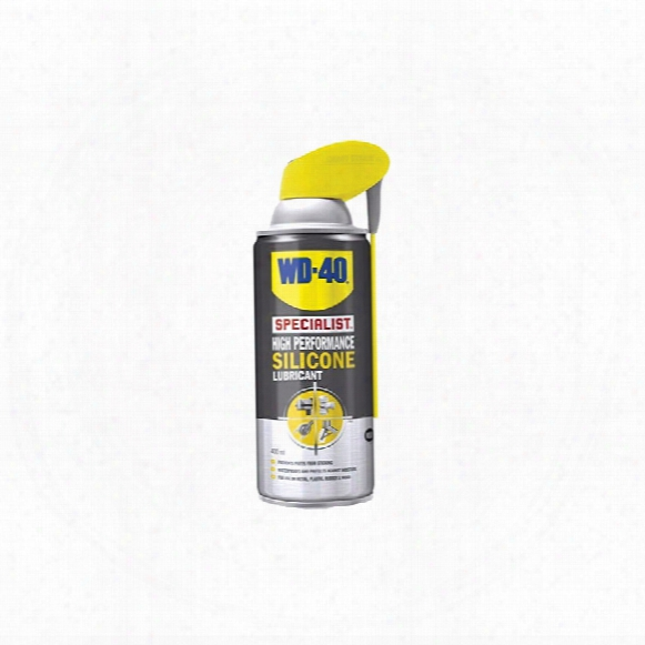 Wd-40 Specialist Hi Perform Silicone Lube 400ml