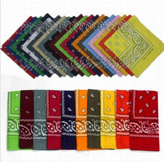 20000pcs Paisley Design Stylish Magic Ride Magic Anti-uv Bandana Headband Scarf Hip-hop Multifunctional Bandana Outdoor Head Scarf Free Dhl