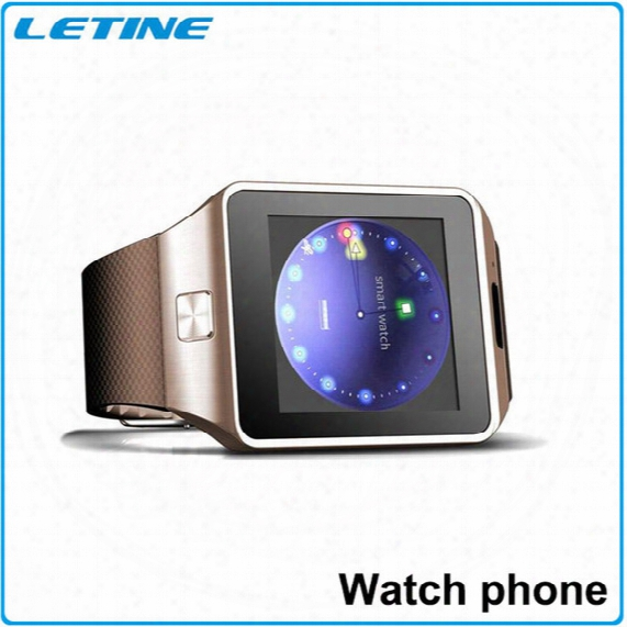 2016 Smart Watch Phone Mtk6261 Wireless Bluetooth Dz09 Dual Sim Card Smartwatch Wristwatch For Samsung Android Phone