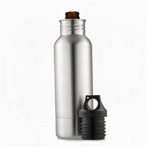 2017 Stainless Steel Beer Bottle Cooler 12oz Bottle Koozie Beer Keeper Tools Koozie Keep Cold With Bottle Openers Car Cups