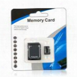 Excellent Quality Tf Cards 8gb Class 10 C10 Micro Sd Cards And Adapter Real Capacity Memory Original Flash With Packing In Stock