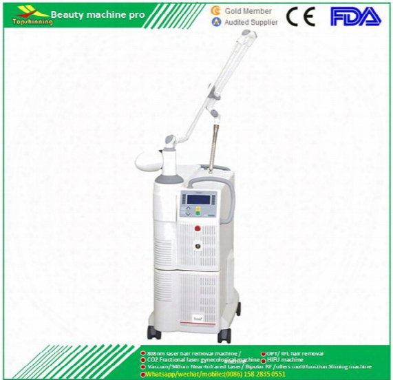 Factory Sale Ce Lvd Ecm Approved Scar Wrinkle Removal Vaginal Tightening Skin Resurfacing Rejuvenation Surgical Cutting Co2 Fractional Laser