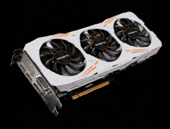 Gtx1080 Ti 11g Graphics For Gigabyte Geforce Gtx 1080 Ti Gaming Oc 11gb Directx 12 352-bit Gddr5x N108tgamingoc-11gd Atx Video Card