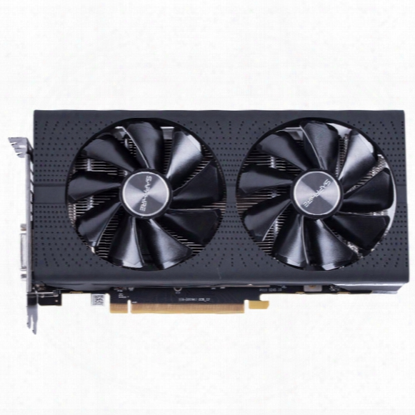 New Arrival Sapphire Radeon Oc Rx 580 Video Card Rx580 4g Ddr5 Graphics Card Directx12 2304sp Better Than Rx570 Gtx1060