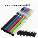 Colorful O pen CE3 atomizer vape pen kit 280mah bud touch vaporizer pen with usb charger ce3 cartridge