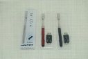 Hot CE3 Blister Kit 0.5ml 1.0ml Glass CE3 Cartridge Vape ECigarette 510 Bud Touch pen starter kit DHL