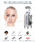 Salon Use Multifunctional beauty machine 8 in 1 LED PDT Oxygen jet microdermabrasion beauty machine for skin care equipment