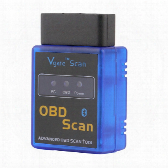 Vgate Scan Tool Quality A+ V2.1 Version Super Obd Scan Mini Elm327 Bluetooth Elm 327 Obdii Obd2 Auto Diagnostic Intercace