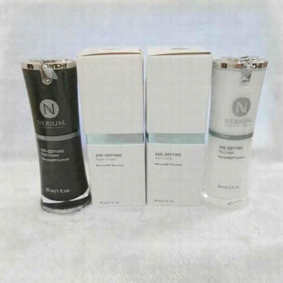 Wholesale Nerium Ad Night Cream And Day Cream 30ml Skin Care Day Night Creams With Exp Date On Bottle And Sealed Box
