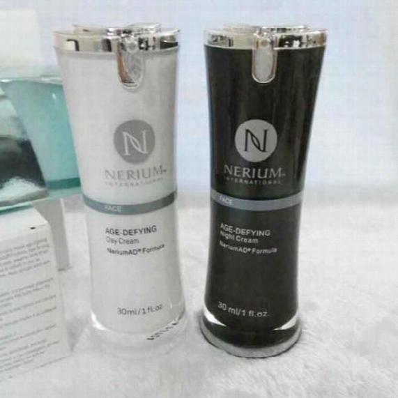 Wholesale New Nerium Ad Night Cream And Day Cream 30ml Skin Care Age-defying Day Night Creams Sealed Box 20pcs