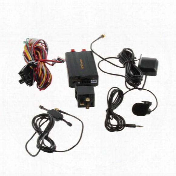 Auto Vehicle Tk103 Gps Tracker Car Gsm/gprs Tracking Device With Remote Control Rastreador Veicular Car Gps Tracker
