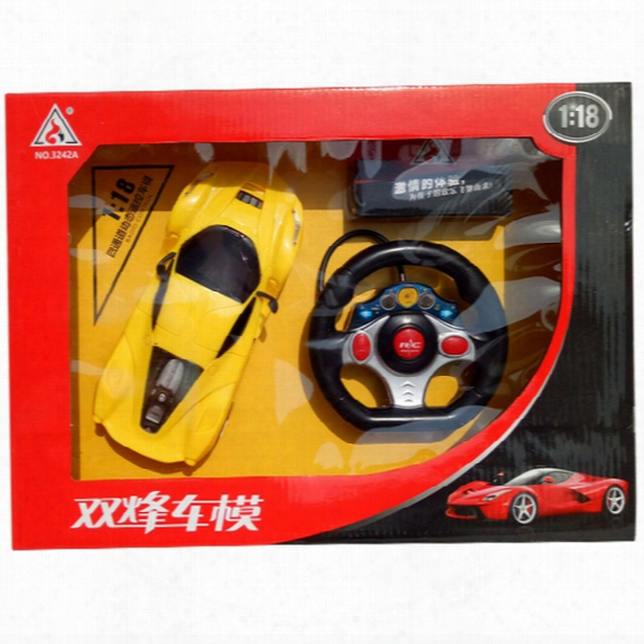 Children Remote Control Car Toy Racing Car Electric Model Drift Remote Control High Speed Racing Sports Car Toy