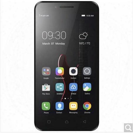 (lenovo) A3910 4g Mobile Phone Dual Card Dual Standby Deep Black All Netcom (a3910e70) Resolution: 854 * 480 (fwvga)