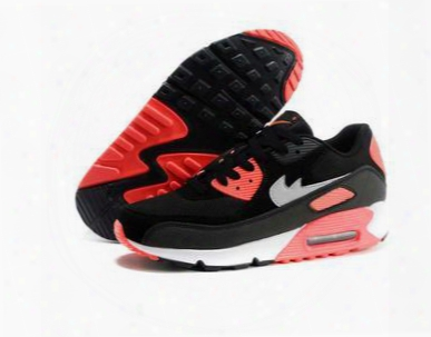 New 2016 Women And Men Running Shoes Fashion Air Athletic Casual 90 Sports Shoes Boys Free Run Shoe Black Pink