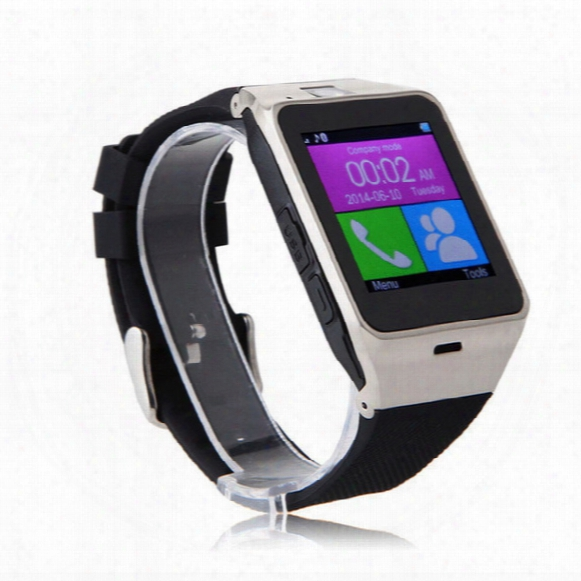 Nfc Aplus Gv18 Bluetooth Smart Watch With Remote Camera Wristwatch Gsm Micro Sim Card Slot Smartwatch For Iphone Android Phone Pk Dz09 Gv08s