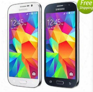 Original Unlocked Samsung Galaxy Grand I9082 Mobile Phone Gsm 3g Wifi Gps Dual Sim Cards 8mp Camera Refurbished Cell Phone