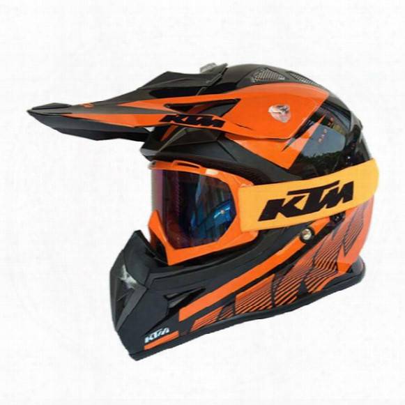 The 2016 New Style Ktm Motorcycle Helmet Motocross Helmet Autocycle Helmet/racing Helmets/knight Off-road Helmets/bike Helmets