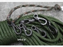 Camping Mini Carabiners and Edc Tool Outdoor needed Mosquetones supervivencia and Bottle Hook Paracord Useful