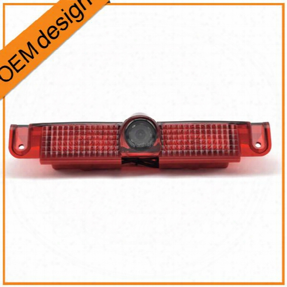 Vardsafe Car Rear View Backup Brake Light Camera For Chevrolet/chevy Express Van/gmc Savana Van