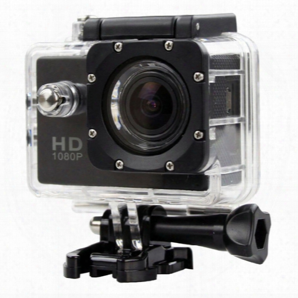 2016 Hot Sj4000wifi Action Camera 2.0 Inch Lcd Full Hd 1080p 170 Degree Waterproof Sport Camera Diving 30m Mini Camcorder Car Dvr