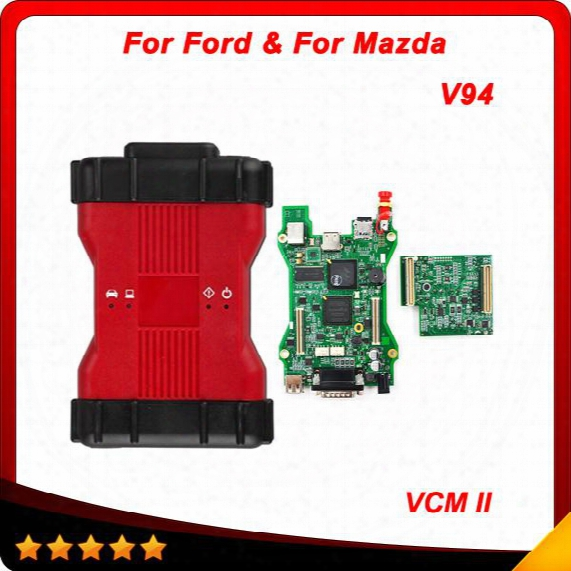 2016 New Release Vcm Ii Best Quality Auto Code Reader Vcm 2 For Ford & Mazda Multi-languages Professional Diagnostic Interface New Vcm
